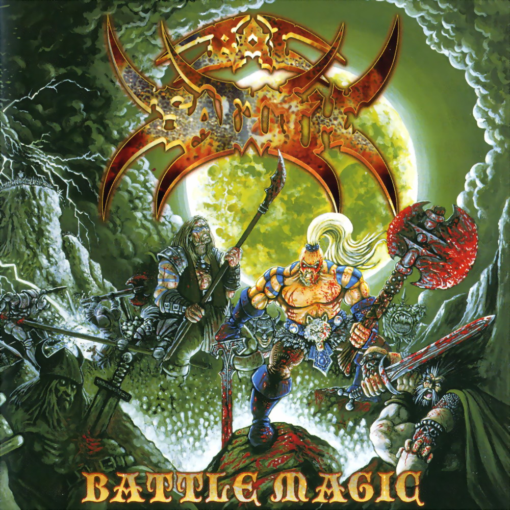 BAL-SAGOTH – Battle Magic