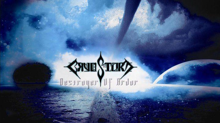 CRYOSTORM – Destroyer of Ardor