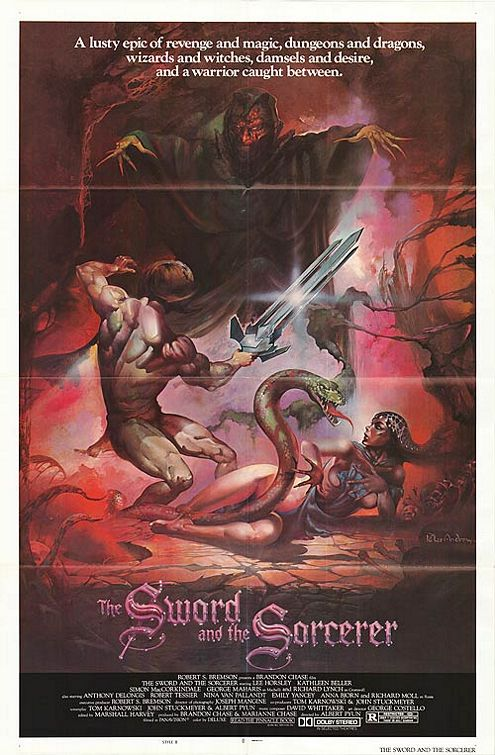 the sword and the sorcerer � hollywood metal