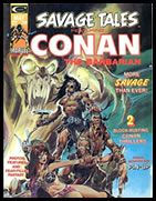 Savage Tales Conan The Barbarian
