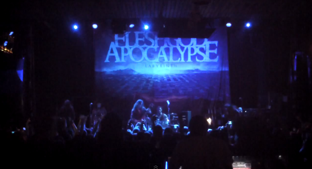 Hollywood Metal Live Concert Video - Fleshgod Apocalypse