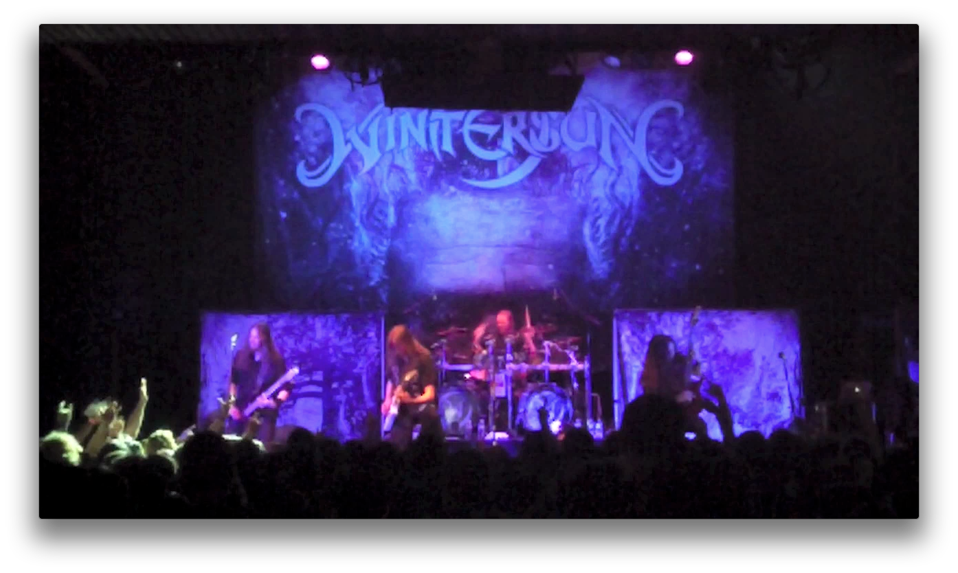 WINTERSUN - Live in Hollywood