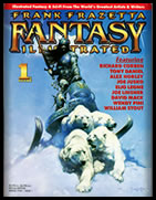 Frank Frazetta Fantasy Illustrated