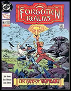 Hollywood Metal Comic Review: Forgotten Realms