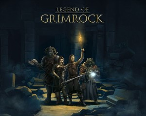 Game Review: LEGEND OF GRIMROCK