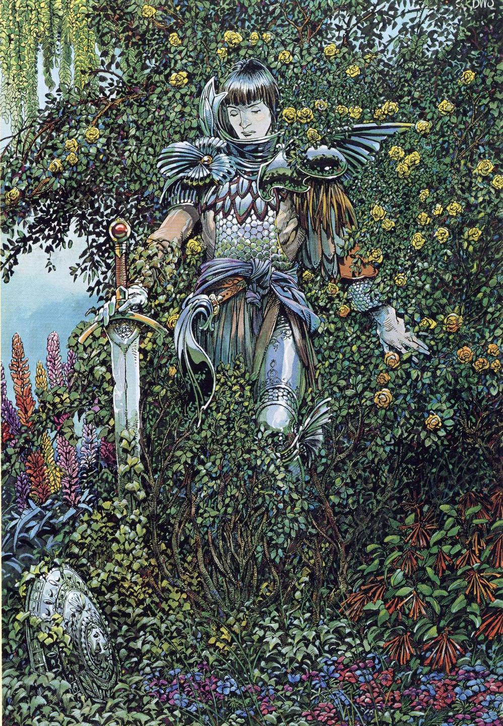 Barry Windsor Smith - Beguiled (1982/1995)