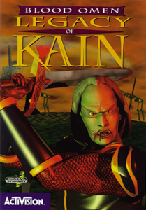 Game Review: BLOOD OMEN – LEGACY OF KAIN