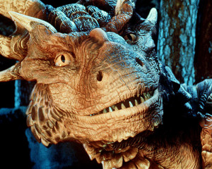 If nothing else Dragonheart was just a movie about a realistic looking dragon with 90 minutes of baggage attached. I am fine with this.