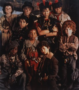 I am trying to decide who is less intimidating. These Lost Boys or the Lost Boys from the 1987 teen vampire film.
