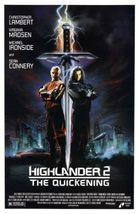 Film Review: HIGHLANDER II: THE QUICKENING