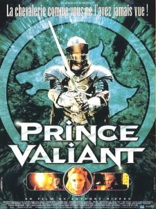Film Review: PRINCE VALIANT