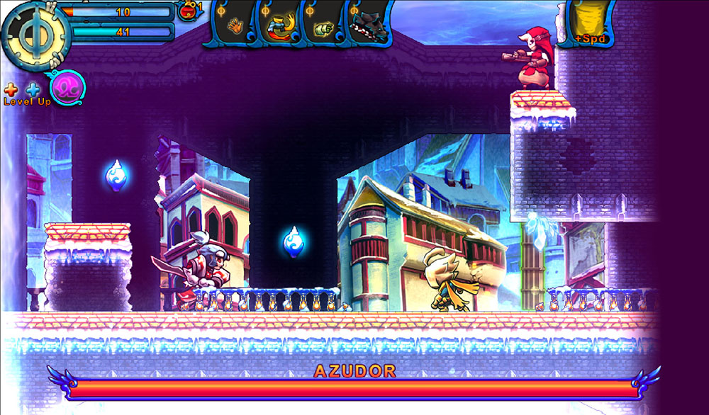 VALDIS STORY – ABYSSAL CITY : Hollywood Metal