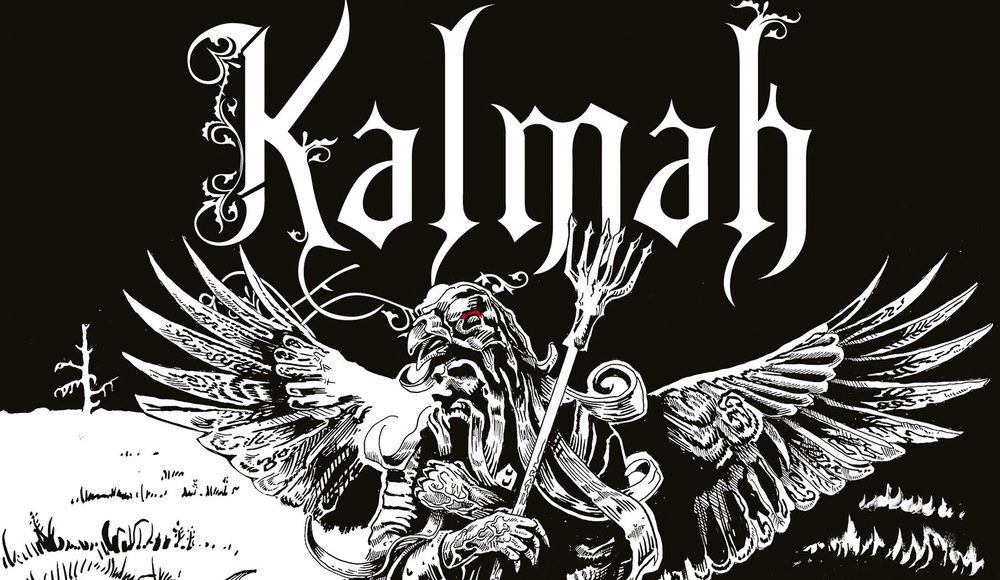 KALMAH – Seventh Swamphony
