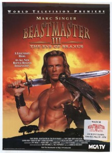 Film Review: BEASTMASTER III: The Eye of Braxus