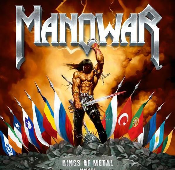 MANOWAR – Kings of Metal MMXIV