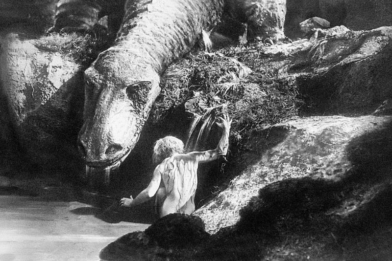 Die Nibelungen: Siegfried (1924) : Hollywood Metal