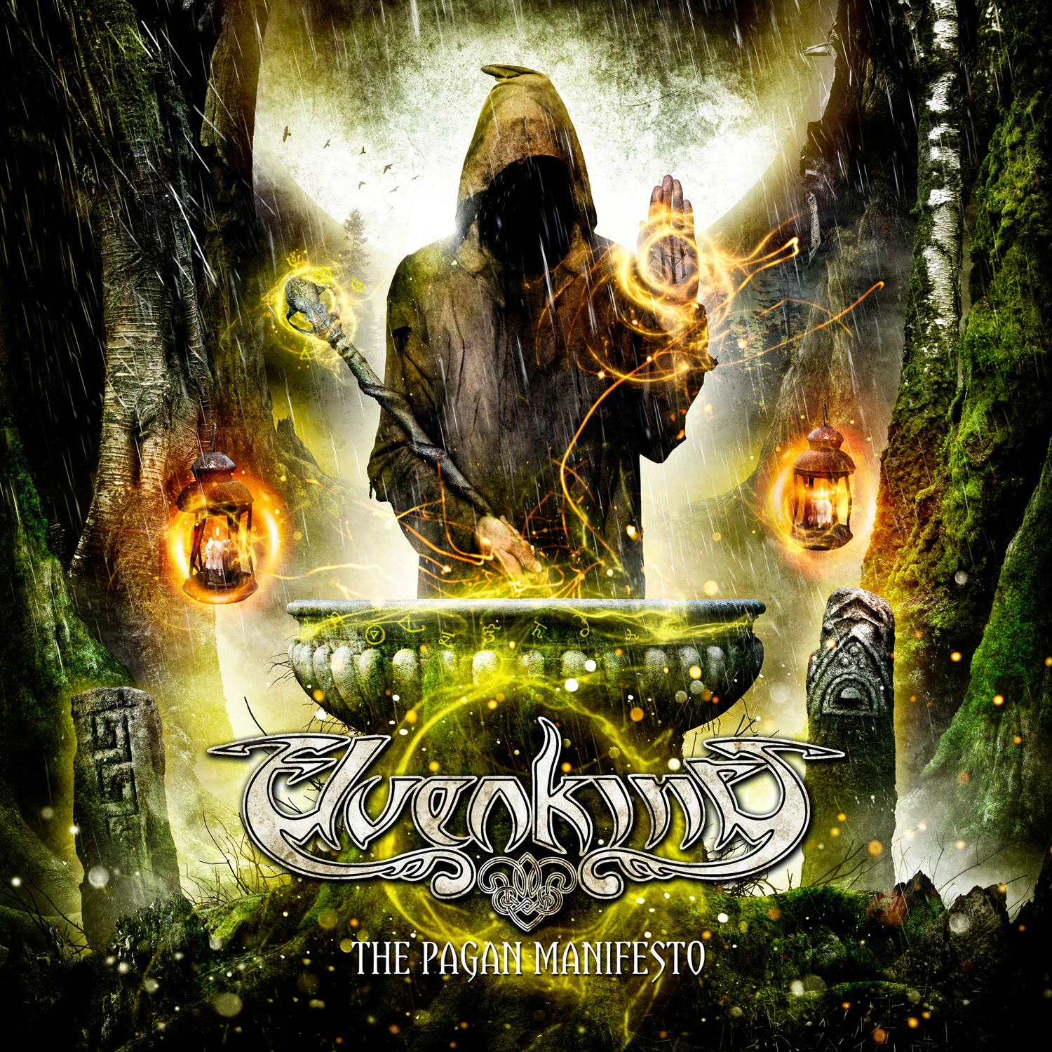 ELVENKING – The Pagan Manifesto (2014)