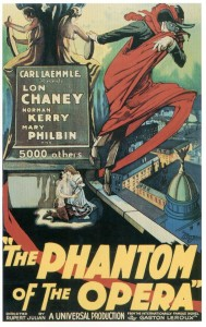 Film Review: PHANTOM OF THE OPERA (1925)
