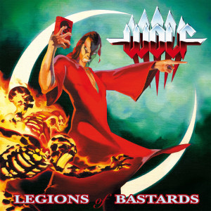 WOLF – Legions Of Bastards