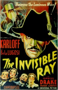 film review: THE INVISIBLE RAY (1936)