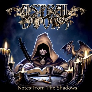 ASTRAL DOORS - Notes from the Shadows (2014)