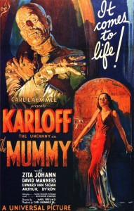 film review: THE MUMMY (1932)