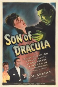 film review: SON OF DRACULA (1943)