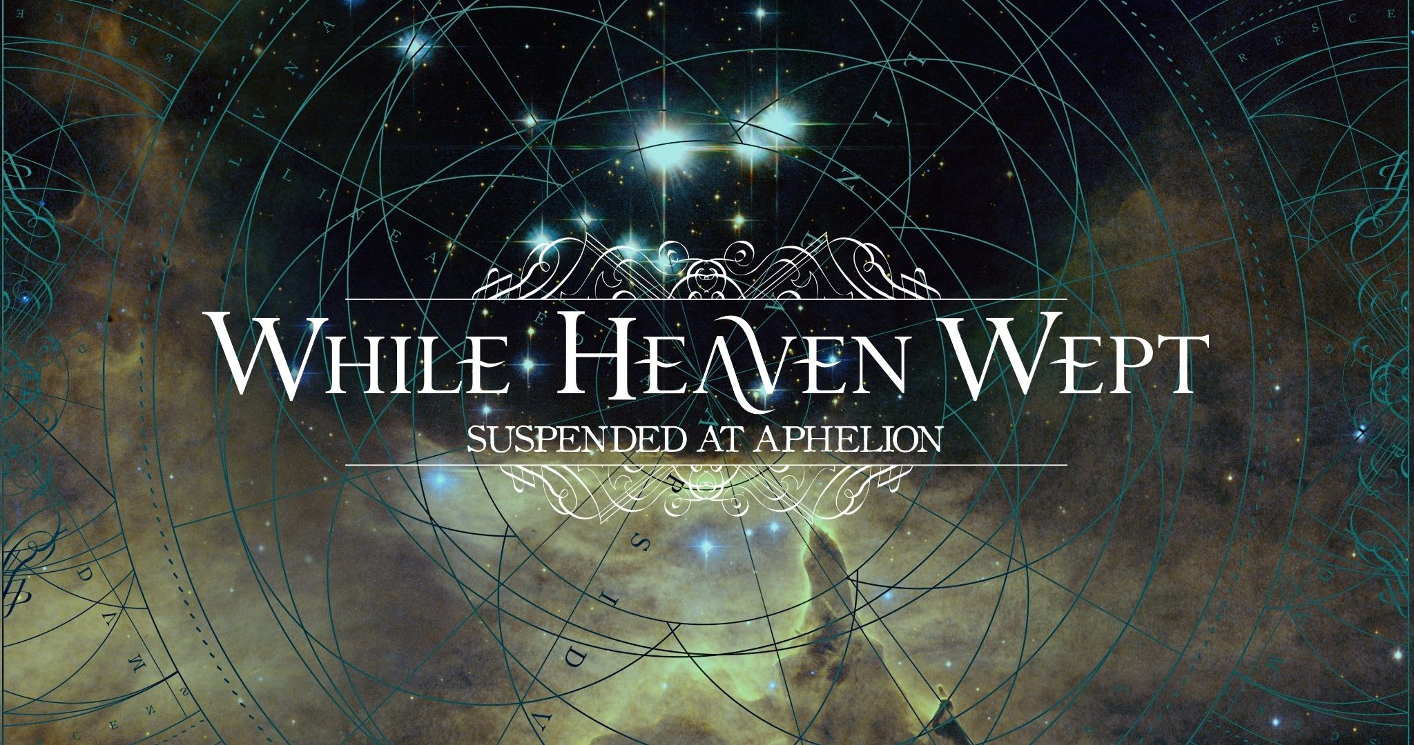 WHILE HEAVEN WEPT – Suspended At Aphelion