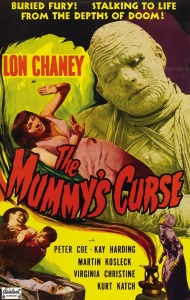 film review: THE MUMMY'S CURSE (1944)