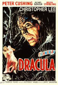 film review: HORROR OF DRACULA (1958)