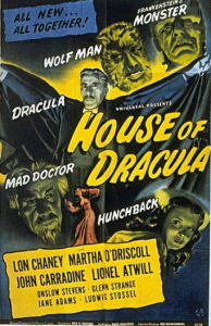 film review: HOUSE OF DRACULA (1945)