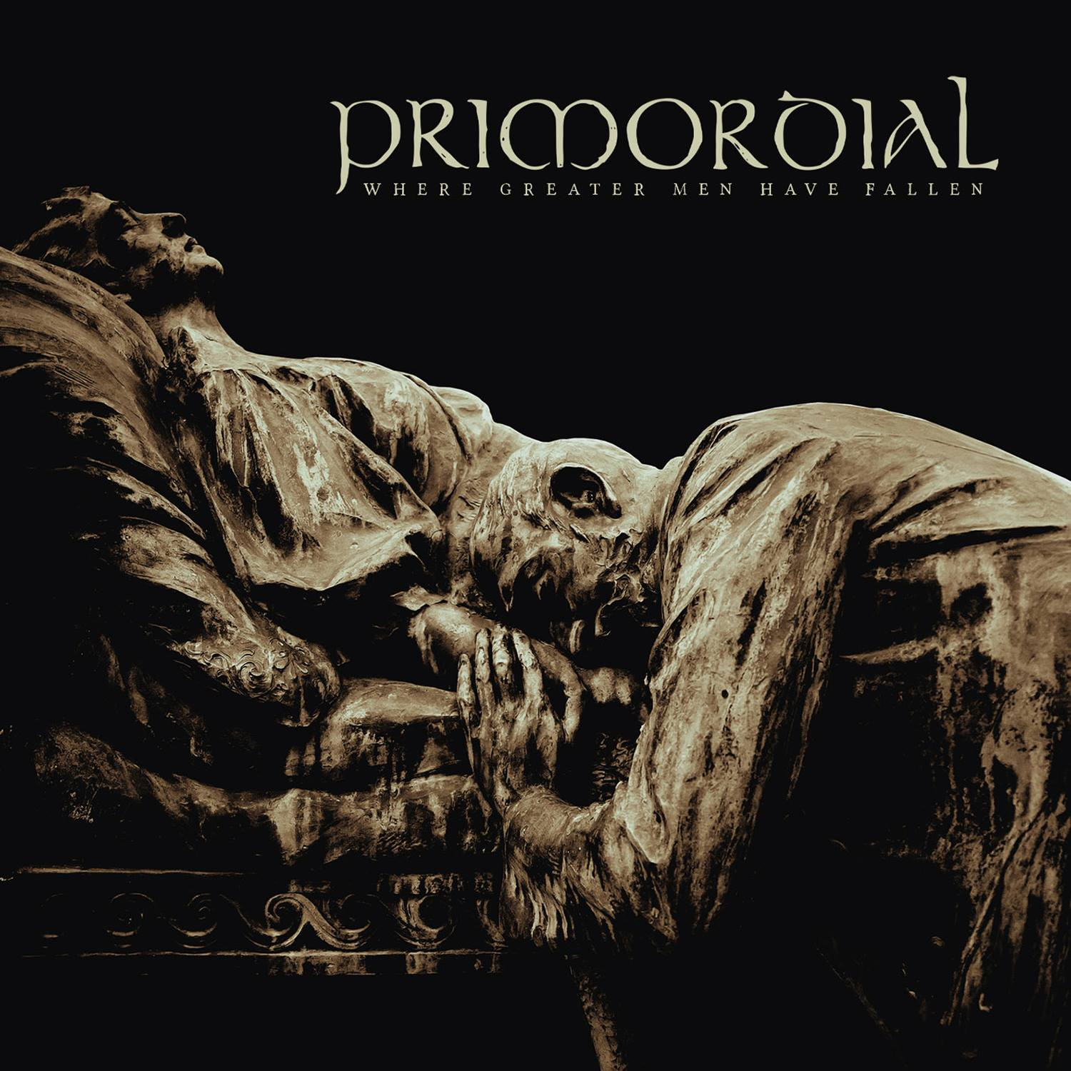 PRIMORDIAL – Where Greater Men Have Fallen