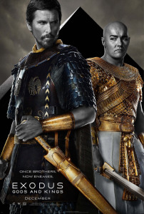 film review: EXODUS: GODS AND KINGS (2014)
