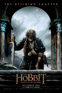 film review: THE HOBBIT – BATTLE OF THE FIVE ARMIES