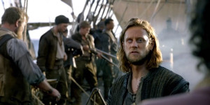 I am glad the trailer took care of spoiling the opening scene of the Season. Yes. Why don't we surrender to the pirates?