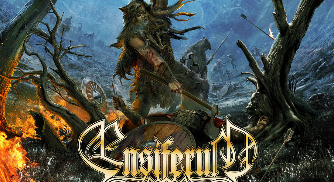 Ensiferum - One Man Army (2015)