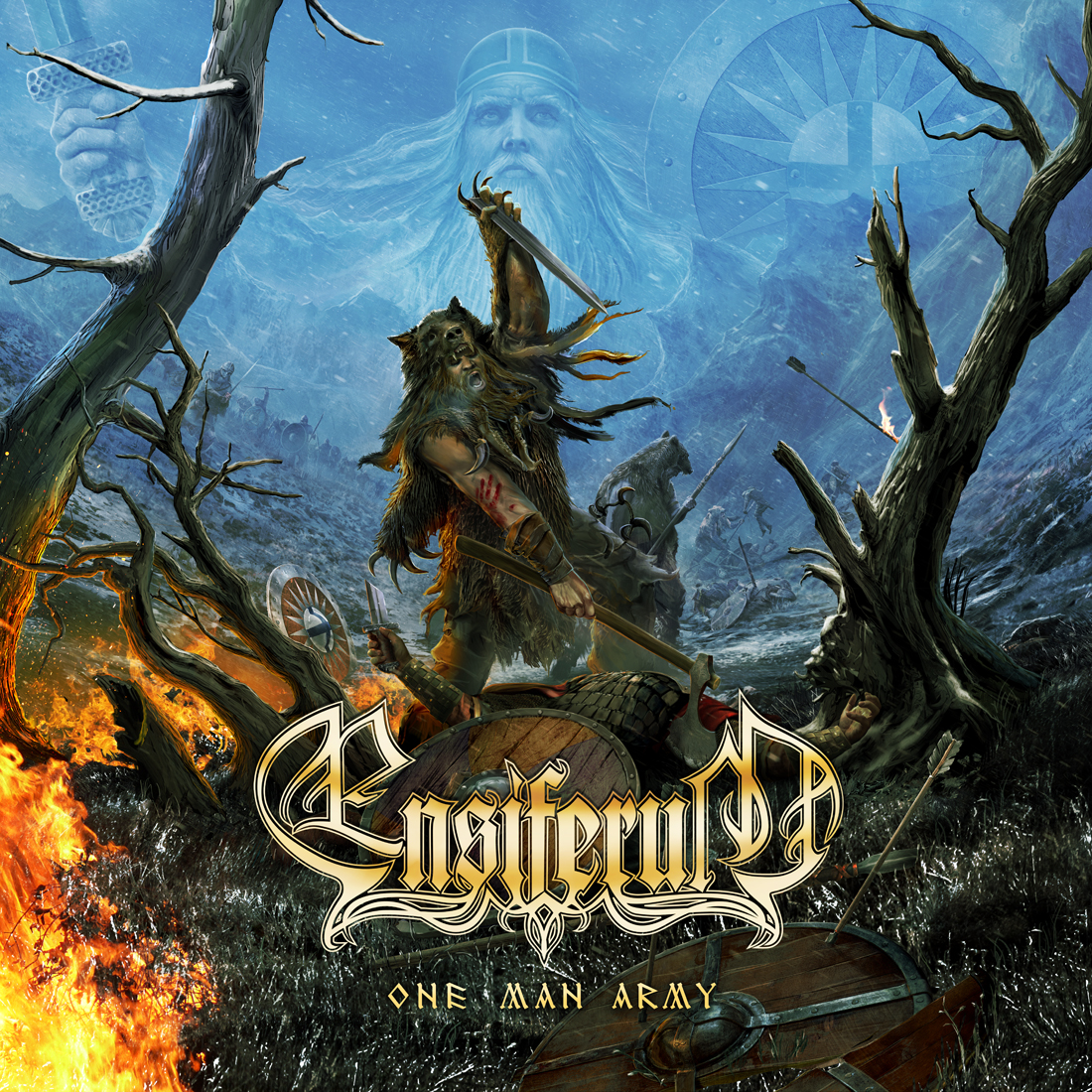 ENSIFERUM – One Man Army
