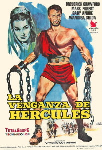 film review: GOLIATH AND THE DRAGON [La vendetta di Ercole]  (1960)
