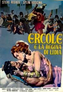 film review: HERCULES UNCHAINED [Ercole e la regina di Lidia] (1959)