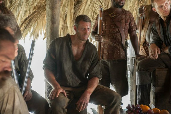 Black Sails Billy Bones