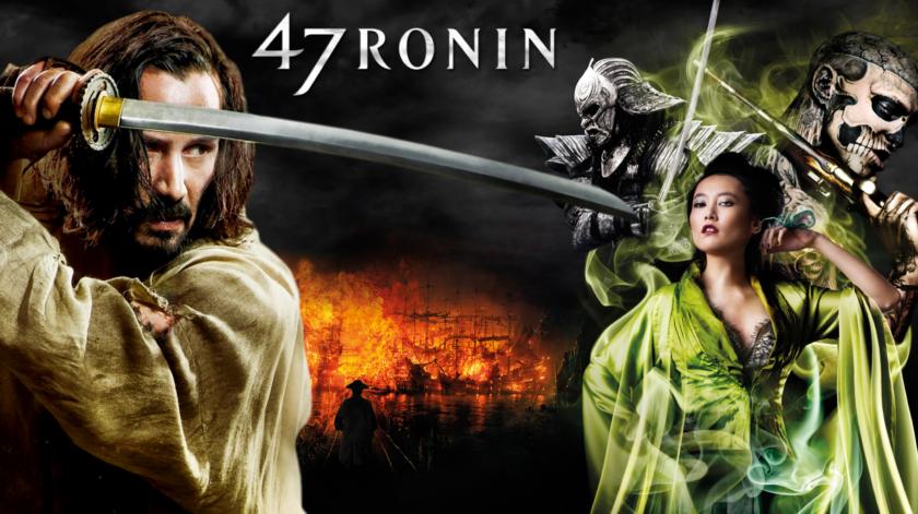 47 RONIN : Hollywood Metal