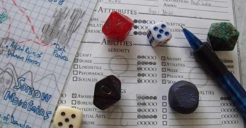 Solo RPG: An Introduction