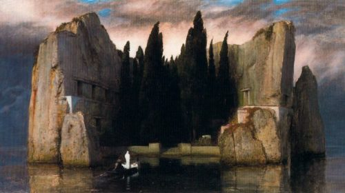 Isle of the Dead - 1880