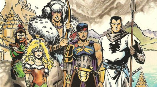 Advanced Dungeons and Dragons 1988