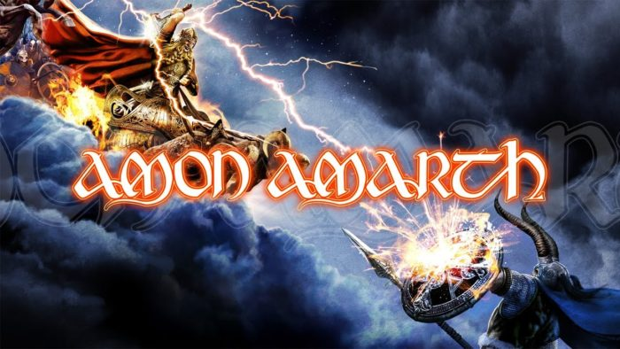 AMON AMARTH – Deceiver of the Gods