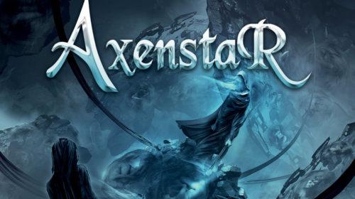 AXENSTAR - Where Dreams Are Forgotten