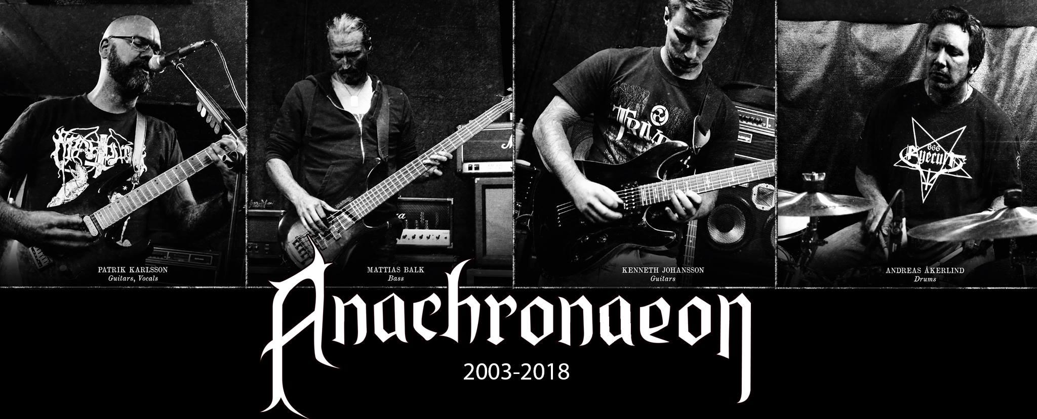 Anachronaeon