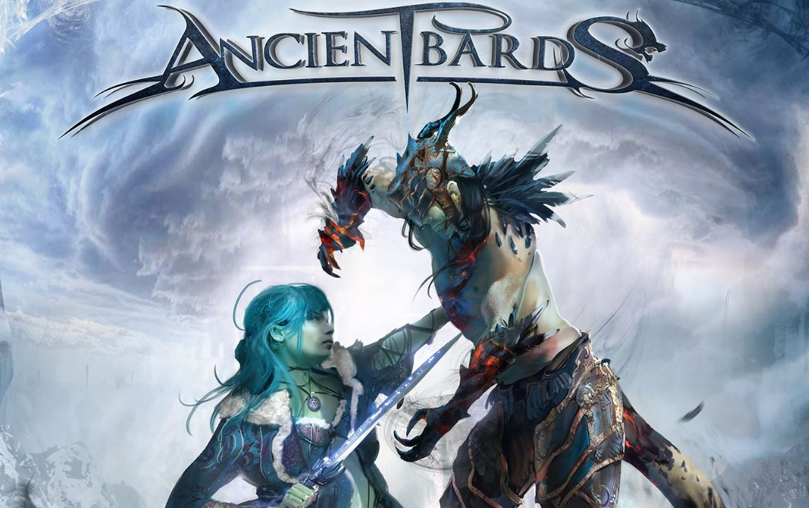 ANCIENT BARDS – Origine (The Black Crystal Sword Saga Pt 2)