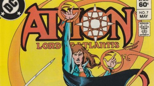 Arion Lord of Atlantis 1981
