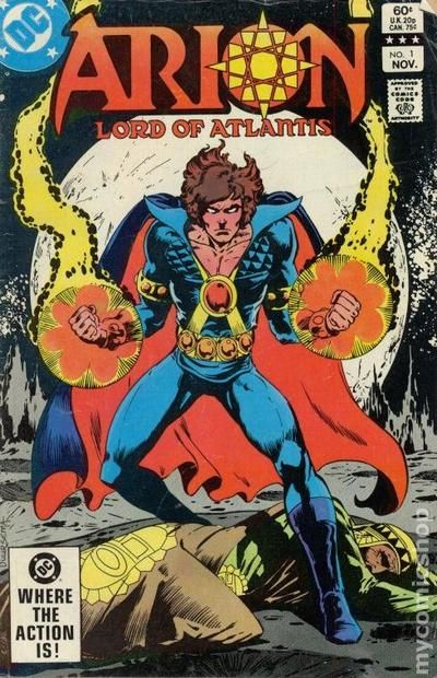 Arion Lord of Atlantis 1981